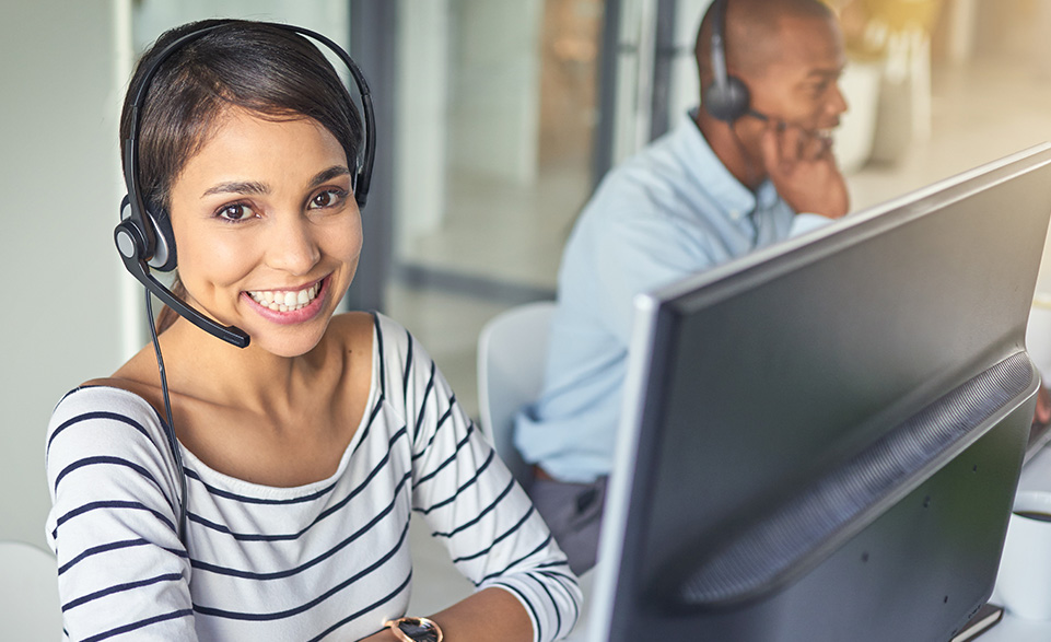 Call Center Outbound Voice Technology