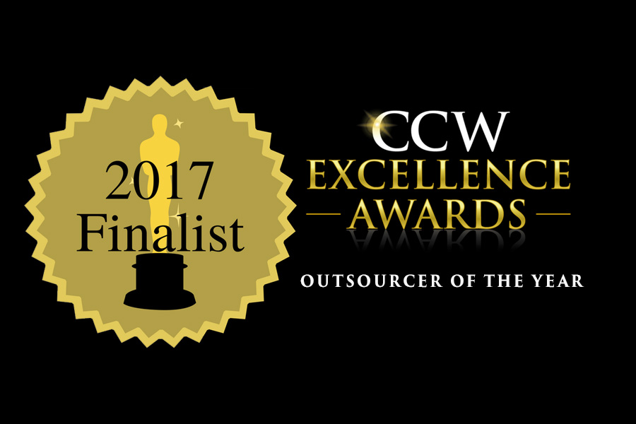 The Office Gurus® Named As a Finalist For The 2017 Call Center Week Excellence Awards In The Outsourcer Of The Year Category