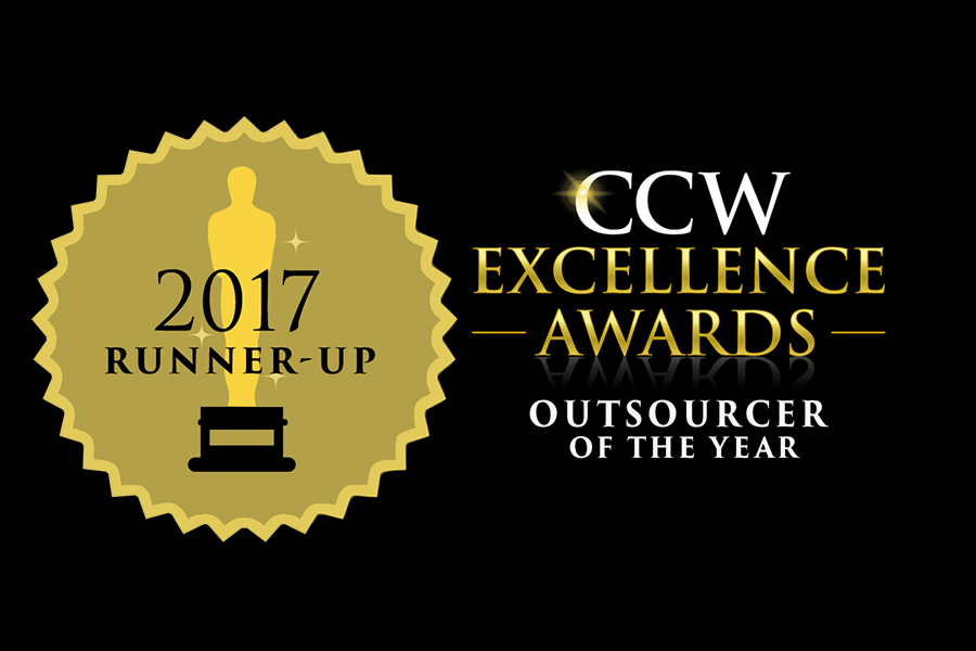 The Office Gurus® Named Outsourcing Provider Of The Year Runner-Up At Call Center Week 2017