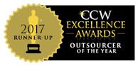 CCW EXCELLENCE AWARDS Logo