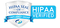 HIPAA Compliance Logo