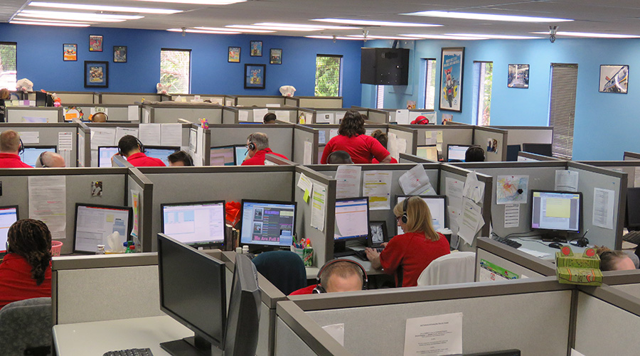 Local Call Center Sees Continued Growth In  Seminole