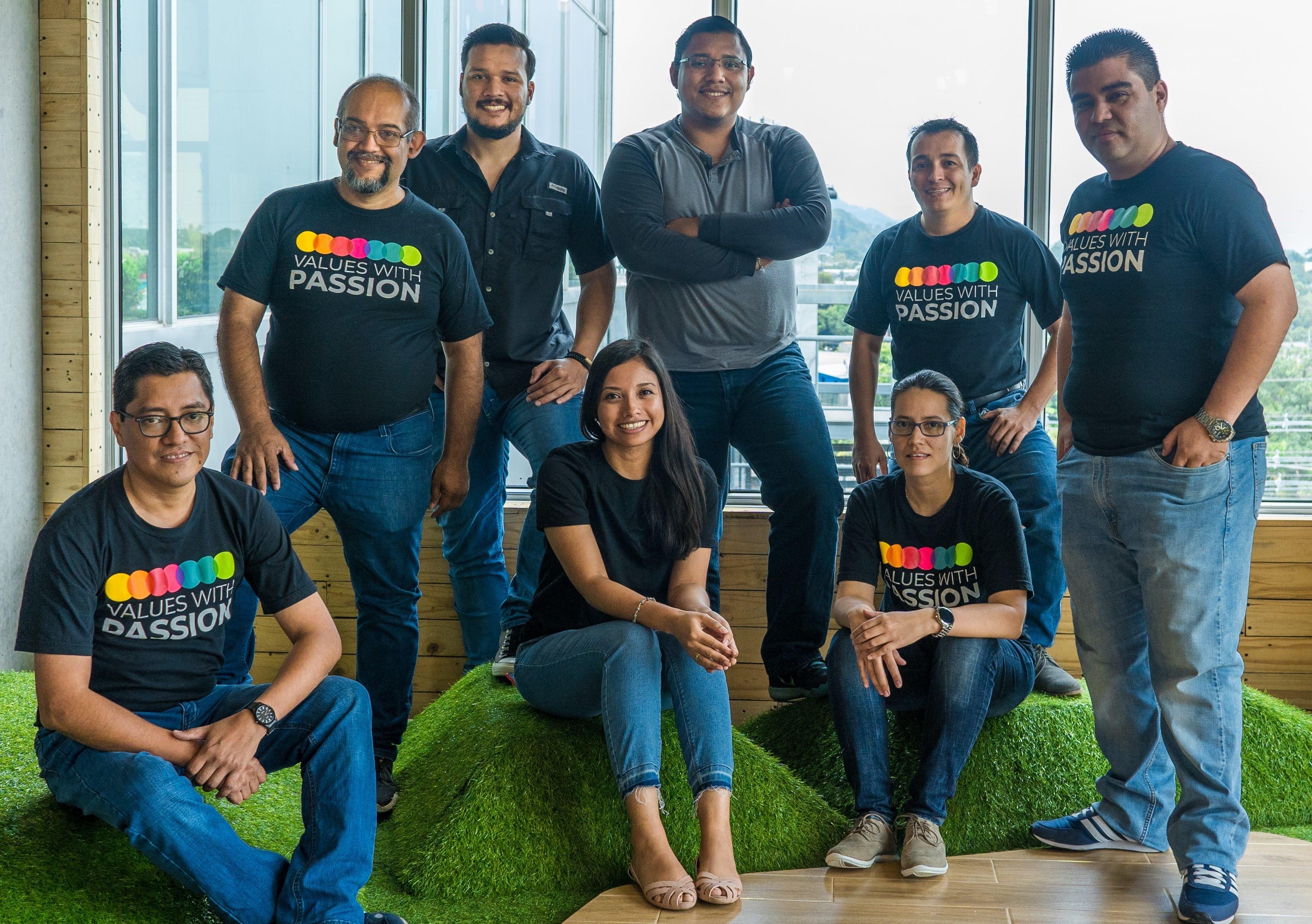 Meet TOG: Software Development Team
