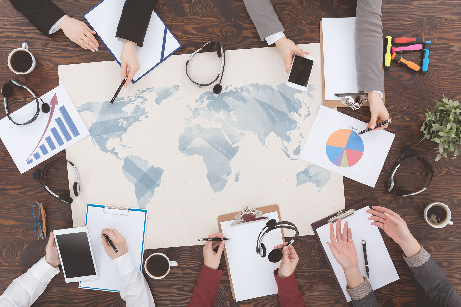 Why companies consider outsourcing