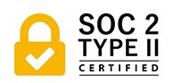 SOC 2 TYPE II Logo