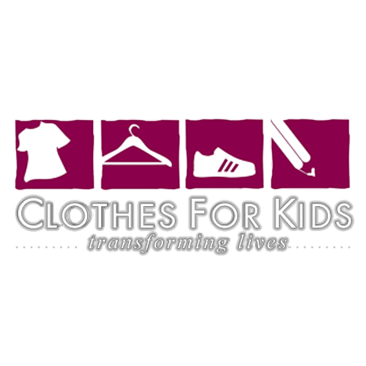 Clothes For Kids Toys Logo